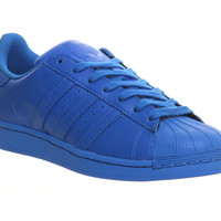 Adidas Superstar 1 Pharrell Supercolor Blue Bird - His trainers