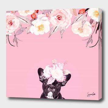 «Elodie» Canvas Print by Suzanne Carter - Numbered Edition from $59 | Curioos