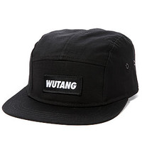 The Wu Ripstop Camper Hat in Black