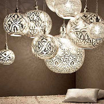 Filisky Ball Pendant Light