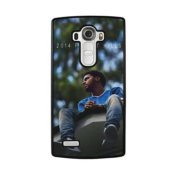 J. COLE FOREST HILLS LG G4 Case Cover