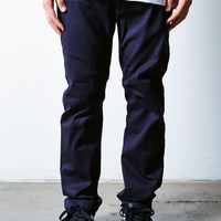 Navy | 5 Pocket Slim Fit