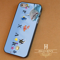 PIXAR FINDING NEMO iPhone 4 5 5c 6 Plus Case | iPod 4 5 Case