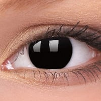 Black Contact Lenses, Black Contacts | EyesBright.com