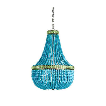 Hedy Glass Chandelier