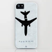 4 8 15 16 23 42 iPhone & iPod Case by Brendon Rush