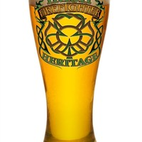 Irish Firefighter Heritage 23 oz Pilsner Glass