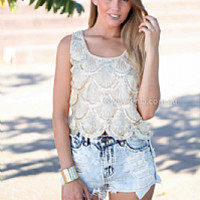THE TRITON TOP , DRESSES, TOPS, BOTTOMS, JACKETS & JUMPERS, ACCESSORIES, 50% OFF SALE, PRE ORDER, NEW ARRIVALS, PLAYSUIT, COLOUR, GIFT VOUCHER,,Sequin,Gold,SLEEVELESS Australia, Queensland, Brisbane