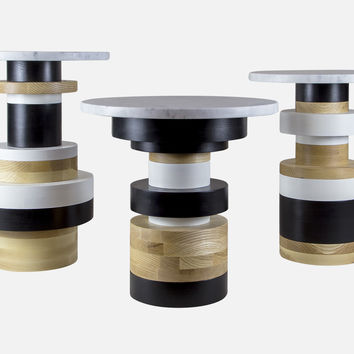 Sass Side Tables - Set of 3