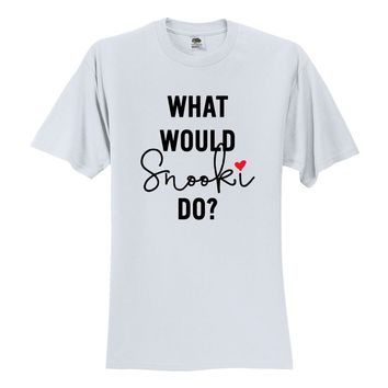 "MTV Jersey Shore ""What Would Snooki Do?"" T-Shirt"