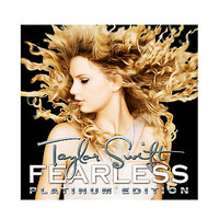 Taylor Swift - Fearless Vinyl LP