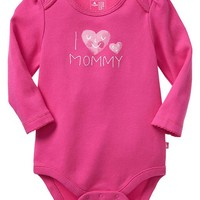 Gap Baby Factory Mommy Love Bodysuit