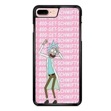 Rick Morty Get Schwifty iPhone 7 Plus Case