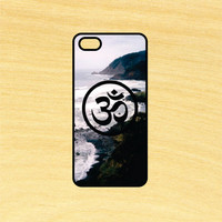 Ocean OM Art Phone Case iPhone 4 / 4s / 5 / 5s / 5c /6 / 6s /6+ Apple Samsung Galaxy S3 / S4 / S5 / S6