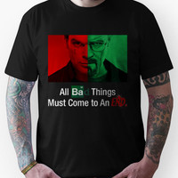 Breaking Bad and Dexter Finale Unisex T-Shirt