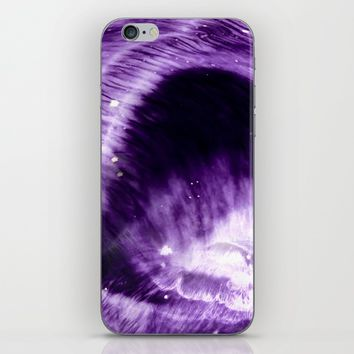 It's a matter of Purple iPhone & iPod Skin by Adaralbion