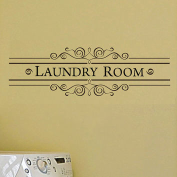 Shop Laundry Wall Signs on Wanelo