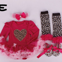 Baby Christmas set, baby Onesuit set, baby holiday outfit, Baby Christmas outfit, Baby tutu
