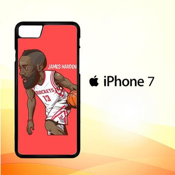 James Harden basketball Sport Houston Rockets E0856 iPhone 7 Case