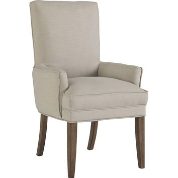Grindleburg Dining Upholstered Arm Chair