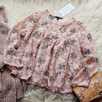 Wildheart Lace Top