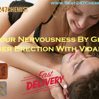 End Your Nervousness By Getting Longer Erection With Vidalista