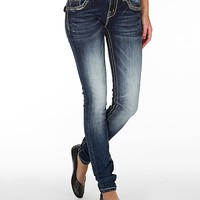 Miss Me Sequin Skinny Stretch Jean