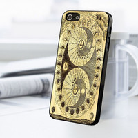 Moon Phases iPhone 5C Case