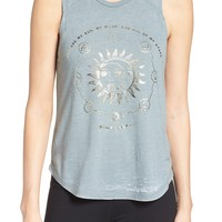 Spiritual Gangster All My Stars Muscle Tee   Nordstrom