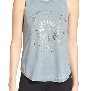 Spiritual Gangster All My Stars Muscle Tee | Nordstrom