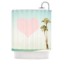"Bree Madden ""Summer Lovin'"" Shower Curtain"
