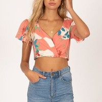 Amuse Beach Baby Crop Top