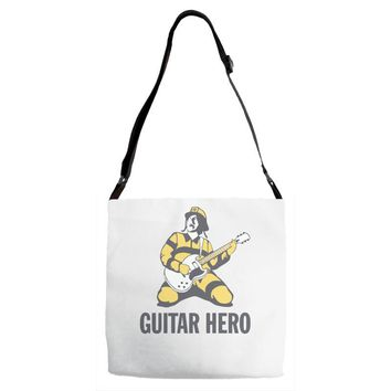 guitar hero Adjustable Strap Totes