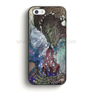Trippy Psychedelic Space Galaxy iPhone 5/5S Case  | Aneend.com