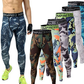 Men Armour Fitness Compression Pants Tight Trousers Stretch Pants Suitable For Under Gymshark Leggings