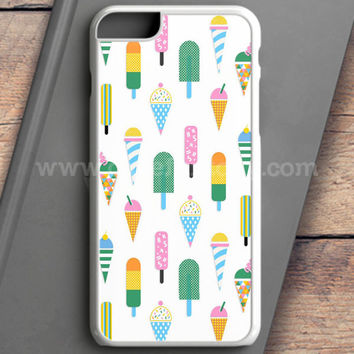 Ice Cream Cone Popsicle iPhone 6 Plus Case | casefantasy