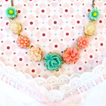 Last One - Annie Sweet Necklace -