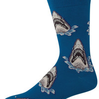 Right Shark Men's Socks