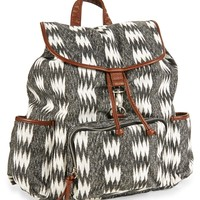 GANADO PRINT BACKPACK