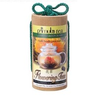Primula Tea Flowers - 12-Pack - 36 Steeps, Makes 250 Cups - Green Tea Flowers with Natural Jasmine - Handpicked Ingredients