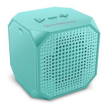 HyperGear Sound Cube Bluetooth Wireless Speaker HD Sound Precision Bass