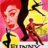 Funny Face 11x17 Movie Poster (1957)