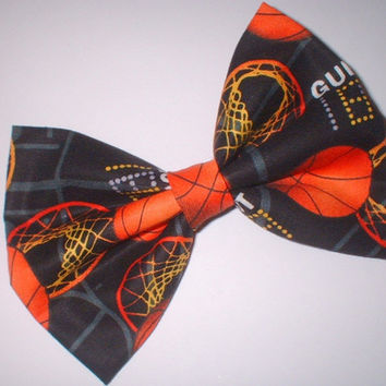 Basketball Sports Hair Bow Hair Accessory Hair Clip