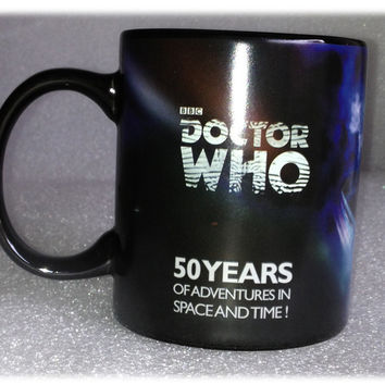 Mug Doctor Who Color Change Cup [8997116940]