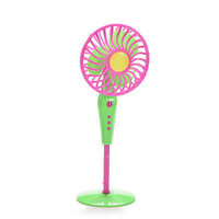 1 X Cute Mechanical Fan for Barbies Classic Dollhouse Furniture Random H9