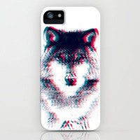 Act like a wolf.  iPhone Case by Mason Denaro | Society6