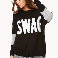 Ultimate Swag Sweater