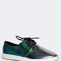 METALLIC MERMAID SNEAKER