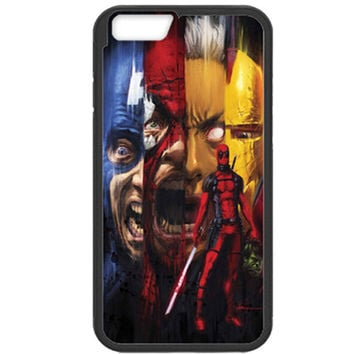 Deadpool Kills the Marvel Universe TPU Bumper Iphone 5/ 5s /SE
