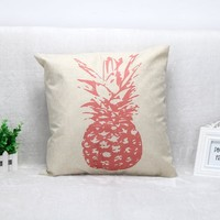 Pineapple Blend Cushion Cover